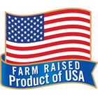 Farm Raised Product of USA