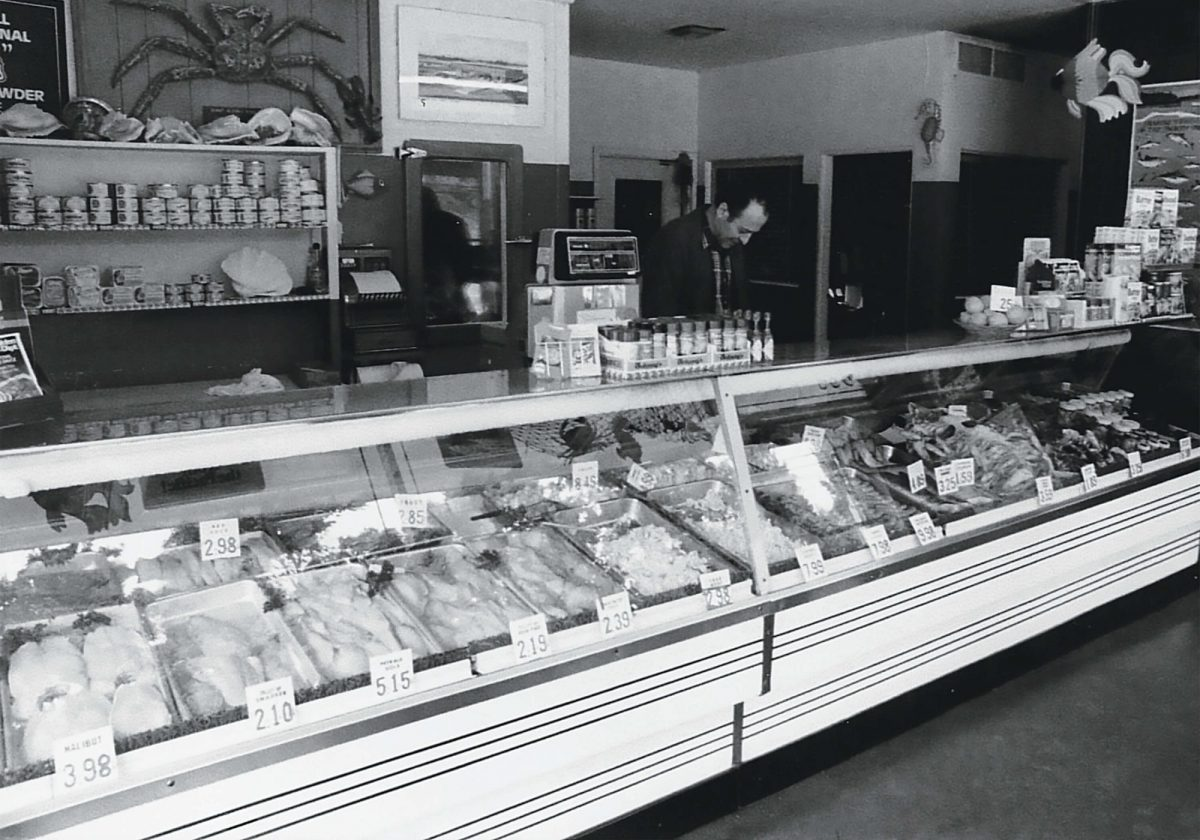 Frank Dulcich and Pacific Seafood