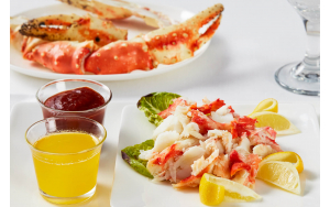 King Crab Legs and Claws
