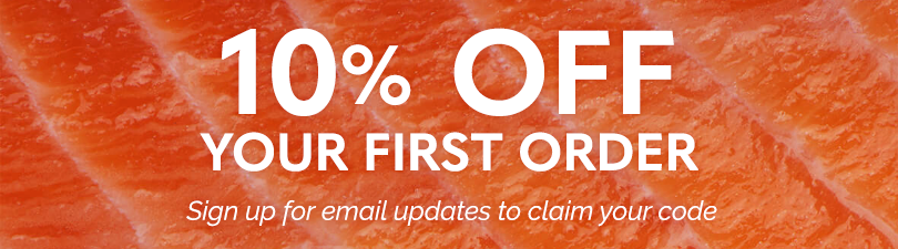10% Off Email Sign Up